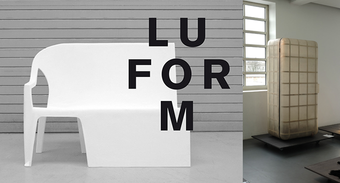 luform, Ludwig forum aachen, Design departement