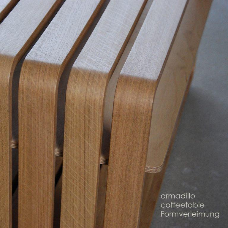 Schrank Kofferschrank Polyester Handwerkstechnik Tisch Furnier