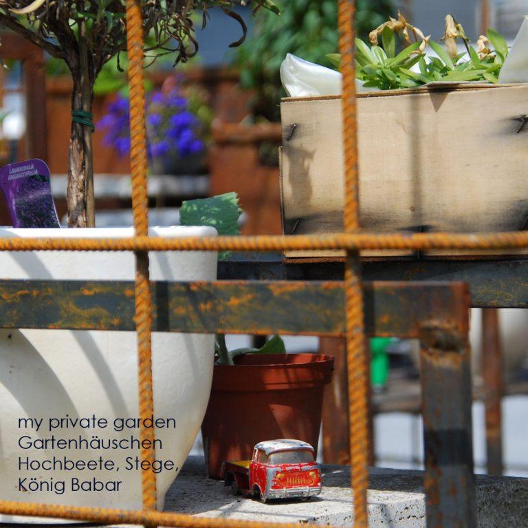 mobiler Garten 8ft