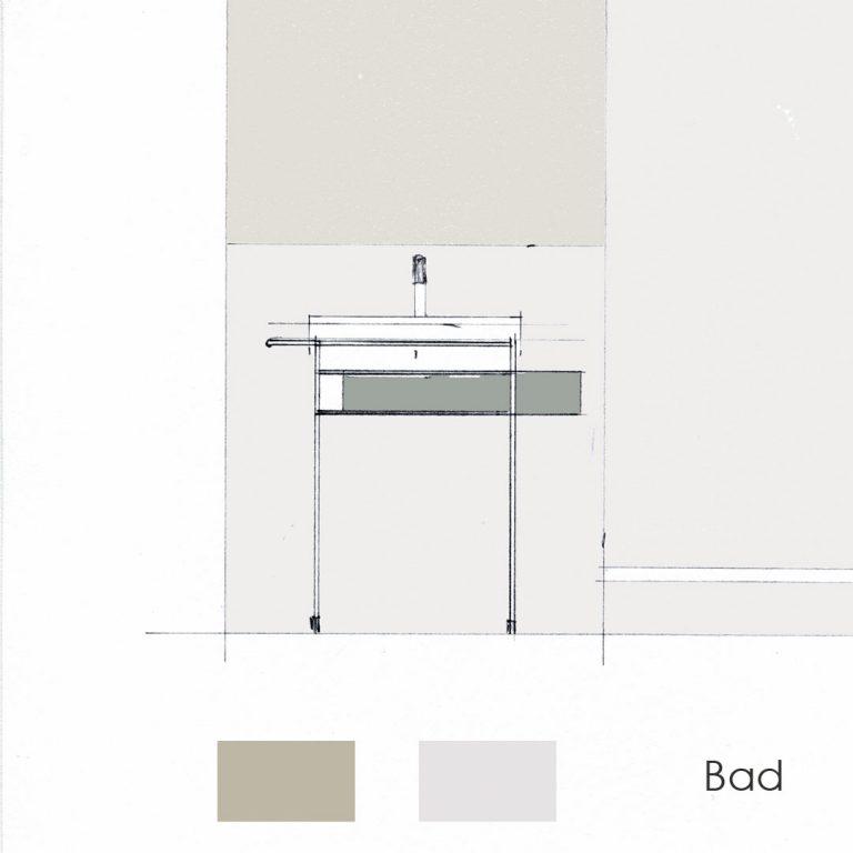 Restroom Bad Waschtisch