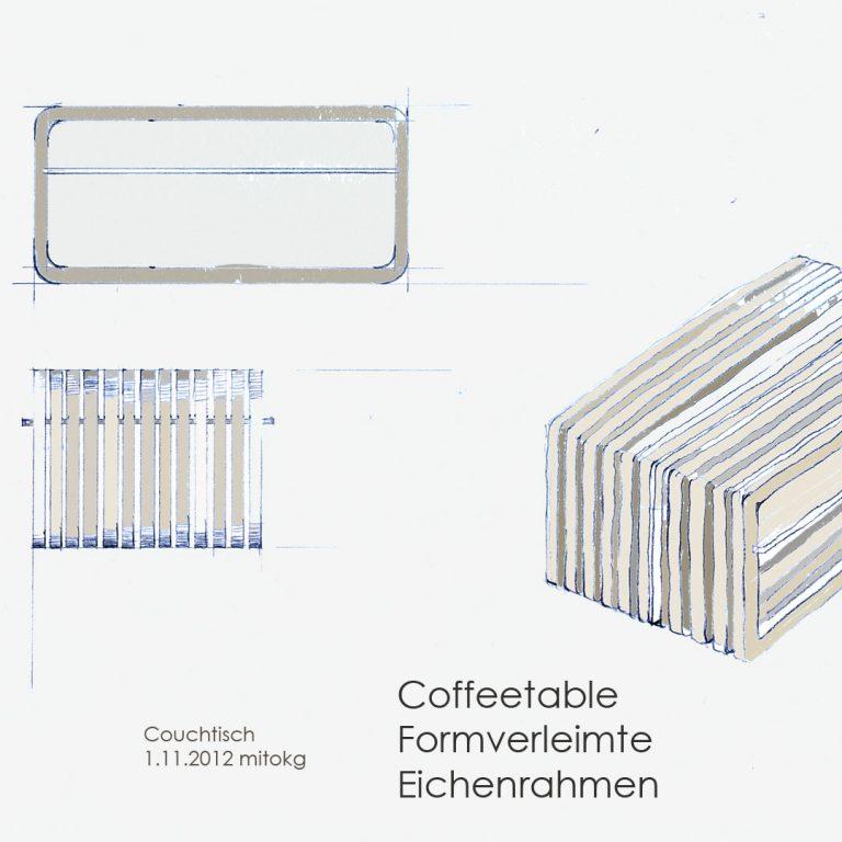 sidetable Esstisch Coffeetable