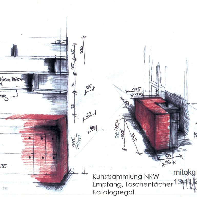 Kunstsammlung NRW Theke