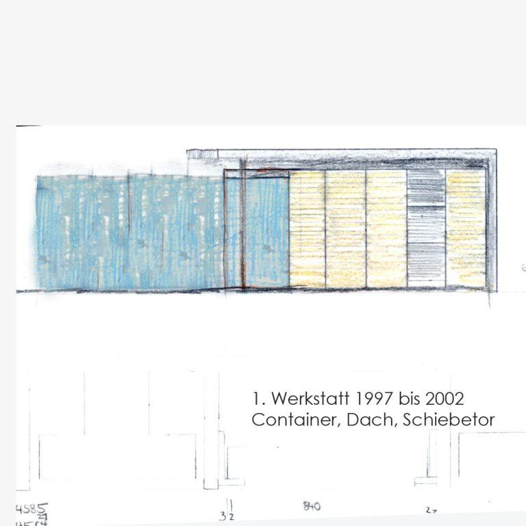 container Werkstatt